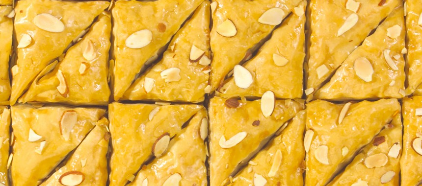Baklava – a treat best savored, like a fine wine.