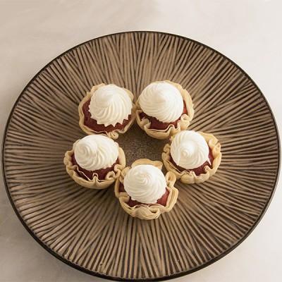 Making Red Velvet Mini Cupcakes