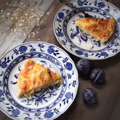 Banitsa Fillo Pie. A Bulgarian Treasure