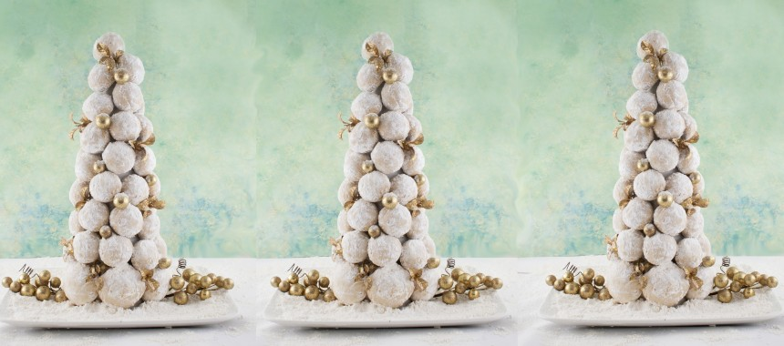 Make a Holiday Centerpiece with Cookies