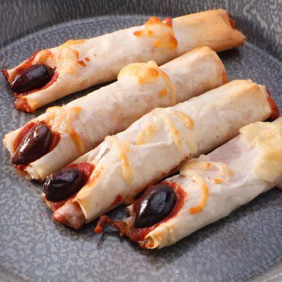 Severed Finger Food