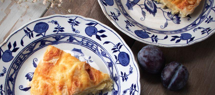 Banitsa Fillo Pie. A Bulgarian Treasure